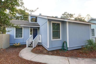 Mount Pleasant, Isle Of Palms, Daniel Island, Awendaw Single Family Home For Sale: 5 Lake Village Lane