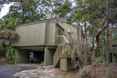 Edisto Beach Single Family Home Contingent: 621 Magnolia Walk