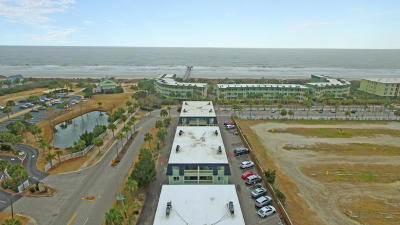 Isle Of Palms Attached Contingent: 1400 Ocean Boulevard #107-B