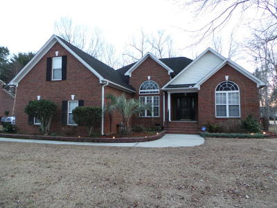 Goose Creek Single Family Home For Sale: 104 Thames Drive