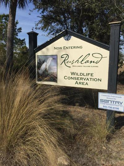 Charleston County Residential Lots & Land For Sale: 2399 Rushland Landing Road