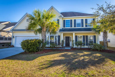 Summerville Single Family Home For Sale: 5263 Mulholland Drive