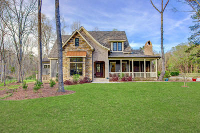 Coosaw Creek Country Club Single Family Home For Sale: 8644 Scottish Troon Court