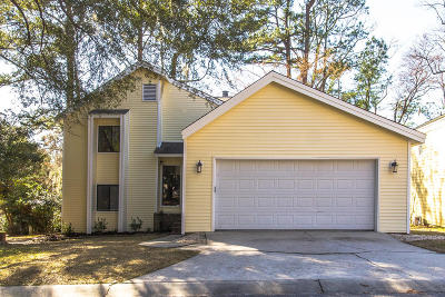 Summerville Single Family Home For Sale: 120 Lancer Dr