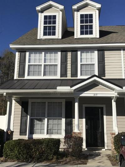Summerville Attached For Sale: 217 Hemingway Circle