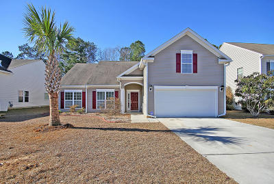 Summerville Single Family Home For Sale: 5186 Blair Road