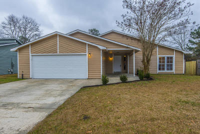 Summerville SC Single Family Home For Sale: $190,000