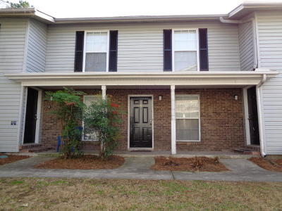 Charleston SC Attached For Sale: $90,000