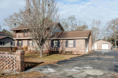 Single Family Home For Sale: 1705 Wilson Road