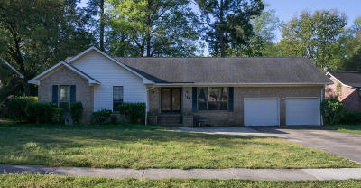 Summerville Single Family Home For Sale: 126 Boone Drive