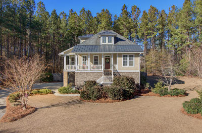 Summerville Single Family Home For Sale: 467 Cypress Point Drive