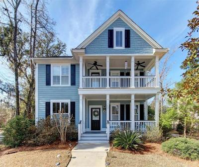Charleston Single Family Home For Sale: 1757 Cornsilk Drive
