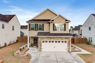 Ladson Single Family Home For Sale: 2023 Hunters Bend Trail