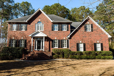Single Family Home For Sale: 2621 John Boone Court