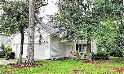 Charleston Single Family Home For Sale: 734 Ponderosa Drive