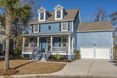Mount Pleasant, Isle Of Palms, Daniel Island, Awendaw Single Family Home For Sale: 2183 N Marsh Drive