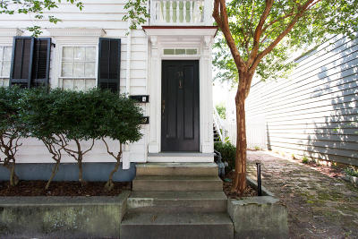 Charleston Multi Family Home For Sale: 53 Warren Street #A &