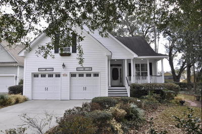 Charleston Single Family Home For Sale: 2001 Izard Court