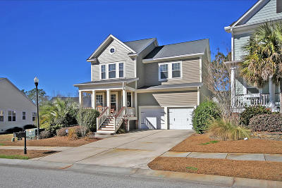 Summerville Single Family Home For Sale: 130 Ashley Bluffs Road