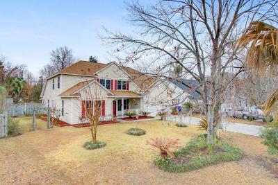 Charleston Single Family Home Contingent: 6212 Fieldstone Circle
