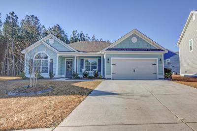 Summerville Single Family Home For Sale: 385 Whispering Breeze Lane