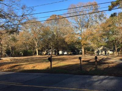 Charleston Residential Lots & Land For Sale: 1914 Old Parsonage Rd Lot
