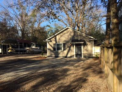 Charleston Single Family Home For Sale: 1914-A Old Parsonage Road