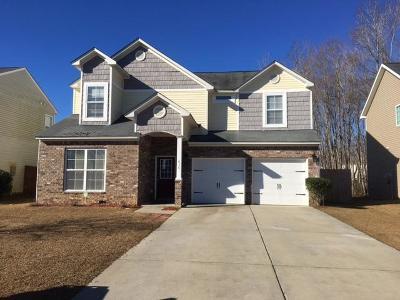 Moncks Corner Single Family Home For Sale: 436 Stoney Field Dr