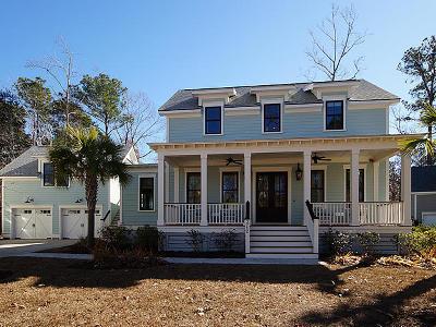 Mount Pleasant Single Family Home For Sale: 3712 Oconee Loop