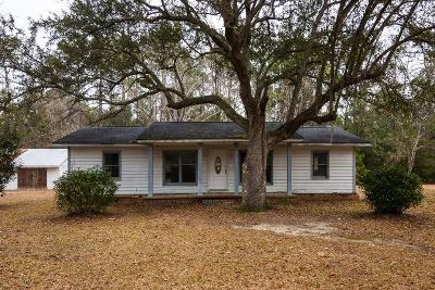 Summerville Single Family Home For Sale: 158 Whippoorwill Drive