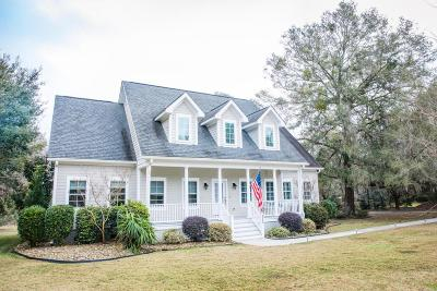 Johns Island Single Family Home For Sale: 3929 Gift Plantation Boulevard
