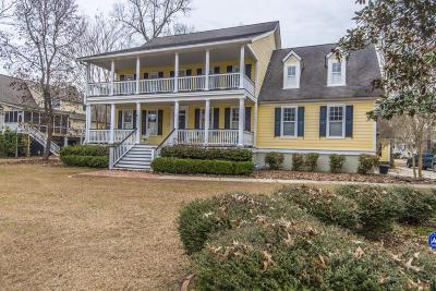 Charleston Single Family Home For Sale: 3026 White Heron Lane