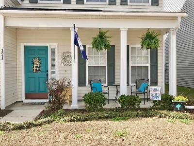 Summerville Single Family Home For Sale: 2023 Asher Loop
