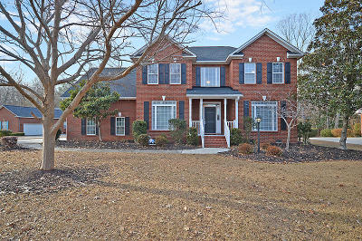 Goose Creek Single Family Home Contingent: 118 Eston Drive