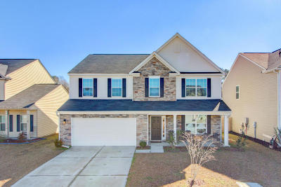 Moncks Corner Single Family Home For Sale: 119 Weeping Cypress Drive