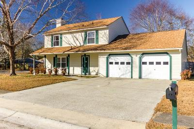 Summerville Single Family Home For Sale: 101 Riverbed Lane