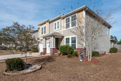 Summerville Single Family Home For Sale: 128 Shadybrook Drive