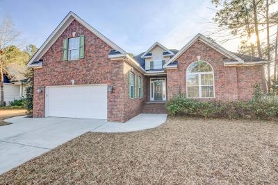 Summerville Single Family Home For Sale: 312 Gleneagles Drive