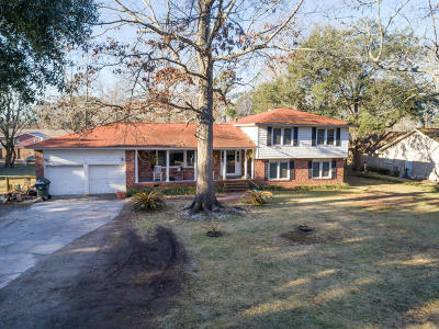 Goose Creek Single Family Home For Sale: 103 The Oaks Avenue