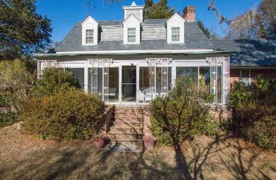 Charleston Single Family Home For Sale: 111 Folly Rd Boulevard