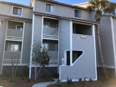 Folly Beach SC Attached For Sale: $330,000