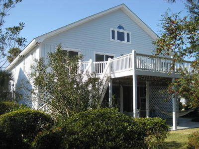 Edisto Island SC Single Family Home For Sale: $539,500