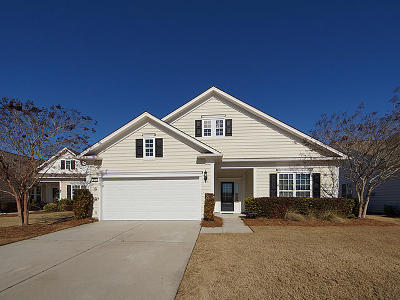 Summerville Single Family Home For Sale: 171 Schooner Bend Avenue
