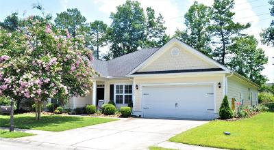 North Charleston Single Family Home For Sale: 8559 Royal Palms Lane