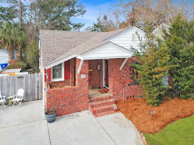 Charleston Single Family Home For Sale: 57 Timmerman Drive