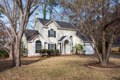 Goose Creek Single Family Home For Sale: 123 Windsor Mill Road