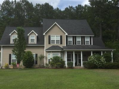 Moncks Corner Single Family Home For Sale: 1404 British Drive
