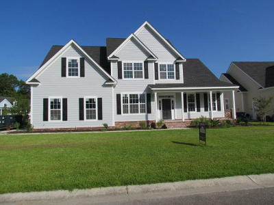 Charleston Single Family Home For Sale: 1000 Jervey Point Road