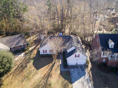 Goose Creek Single Family Home For Sale: 127 McKelvey Place