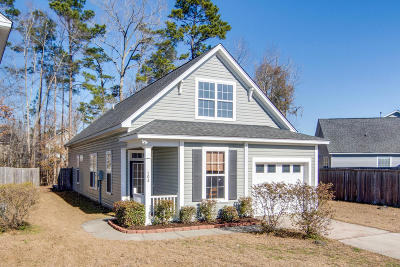 Ladson Single Family Home For Sale: 104 Diploma Drive